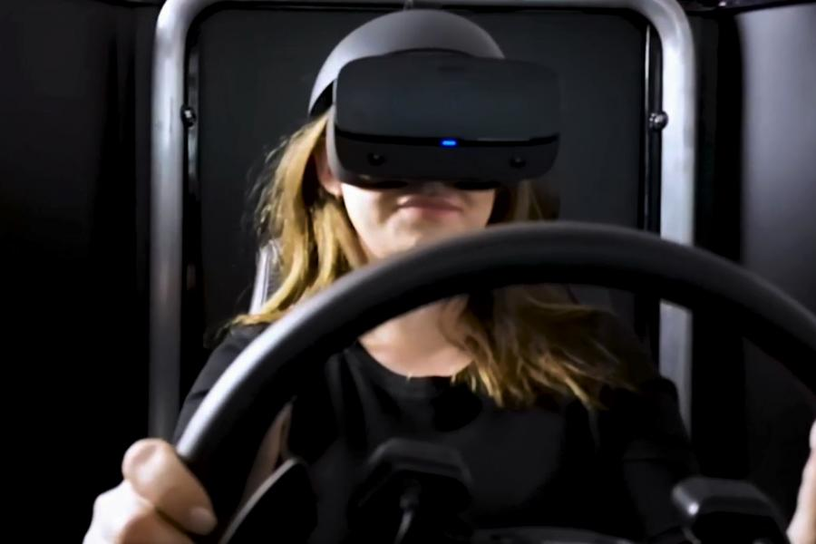 Frontier XR Training - VR DRIVING SCHOOL
